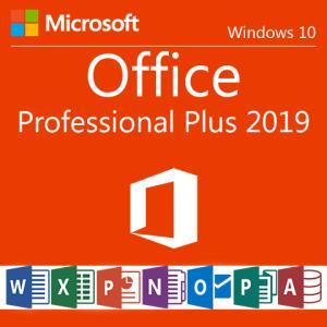 Microsoft Office 2019 Pro Plus Lisans Anahtarı