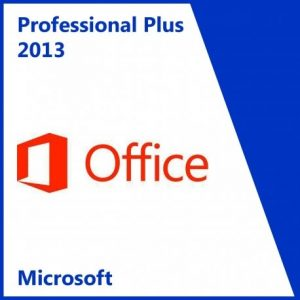 Microsoft Office 2013 Pro Plus Lisans Anahtarı