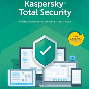 Kaspersky Total Security ürün görseli