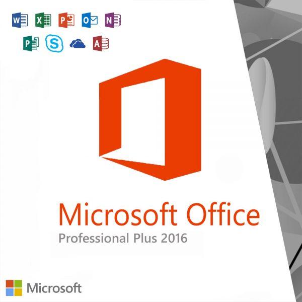 Microsoft Office 2016 Pro Plus Lisans Anahtarı