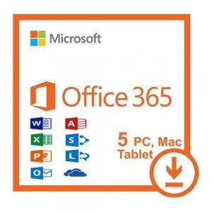 Microsoft Office 365 1 Yıl