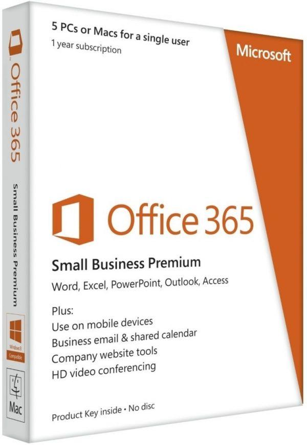 Microsoft Office 365 Small Business Plan