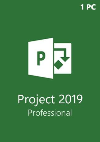 Microsoft Project 2019 Lisans Anahtarı
