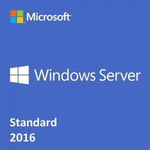 Microsoft Windows Server 2016 Standard Lisans Anahtarı