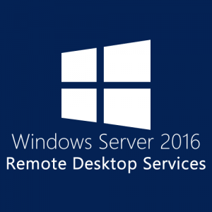 Microsoft Windows Server 2016 RDS 50 Kullanıcı