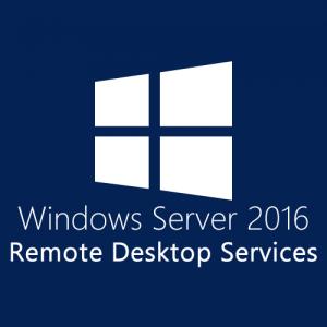 Microsoft Windows Server 2016 RDS 50 Kullanıcı