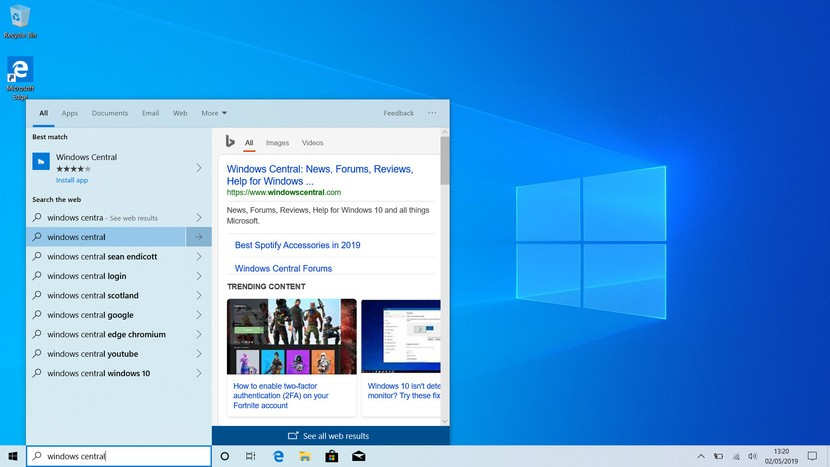 Windows 10 Pro Windows Central